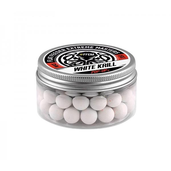 FFEM Pop-Up White Krill Белые Криль 12mm