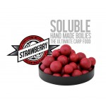 FFEM Super Soluble Пылящие Boilies Strawberry Клубника 16/20mm