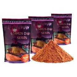 FISHBERRY Прикормочная смесь (Big Carp) 2 кг