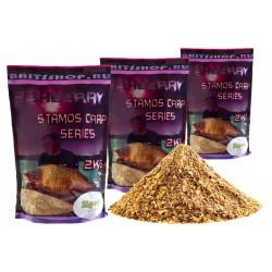 FISHBERRY Прикормочная смесь (Zig Mix) 2 кг