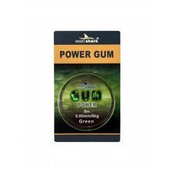 POWER GUM GREEN 8 М 0,8 ММ