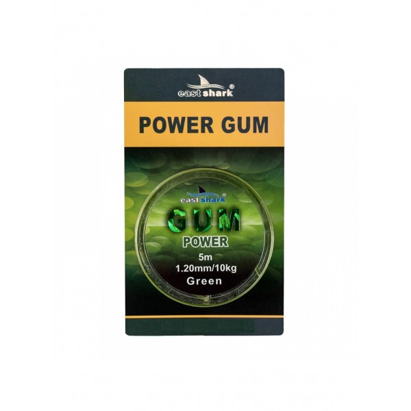 POWER GUM green 5 м 1.2 мм