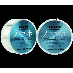 Флюорокарбоновый поводковый материал Awa'S ION POWER FLUORO CARBON 100% PRO-X 0.20 mm