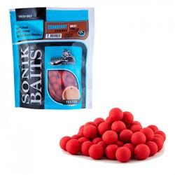 Бойлы тонущие Sonik Baits 20мм Cranberry (клюква) 750гр