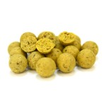 Бойлы насадочные Pineapple (ананас + N-Butyric), 20 мм, пакет 0,5 кг