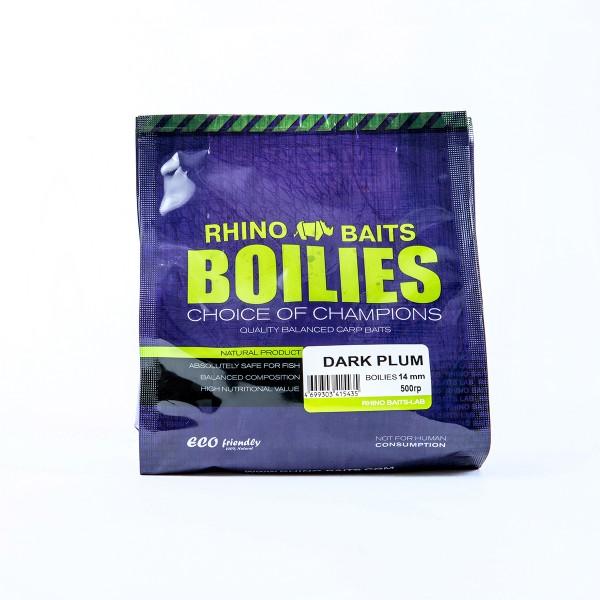 Насадочные бойлы Roll & Dumbells — Dark Plum