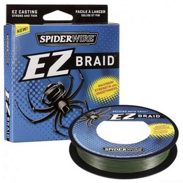 Шнур Spiderwire EZ Green d-0.35 29.7кг 137м