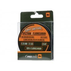 Флюорокарбон Prologic Spectrum Z Fluorocarbon 25m 0.35mm 22lbs бесцветный