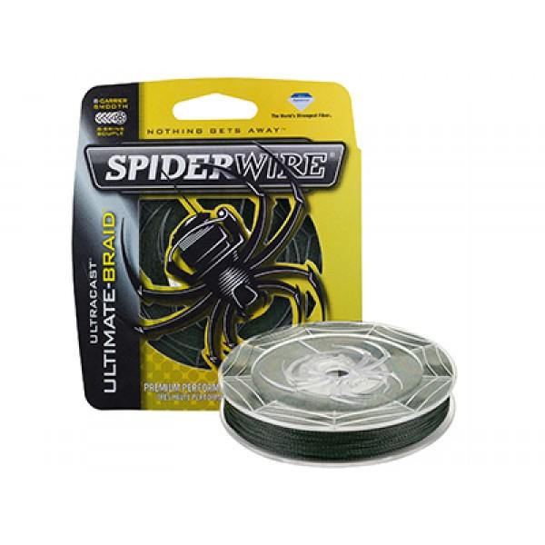 Шнур Spiderwire Ultracast 8C Green d-0.14 12.7кг 150м