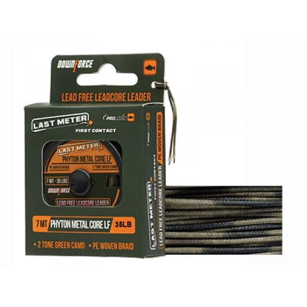 Лидкор Prologic Phyton Metal Core LF 7m 45lbs камуфляж
