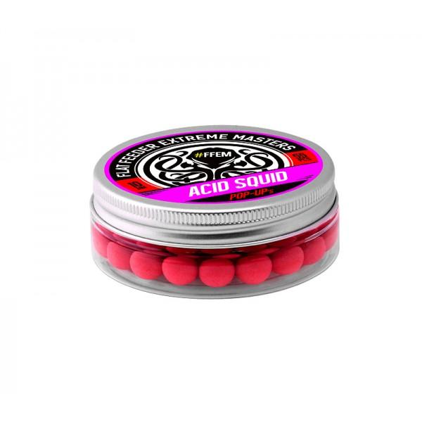 FFEM Pop-Up Acid Squid 10mm