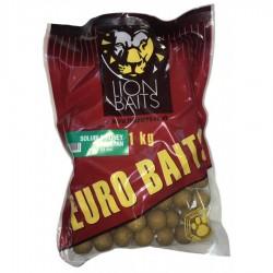 LION BAITS бойлы растворимые серии EURO BAITS 24 мм мед Юкатан (Honey Yucatan) - 1 кг