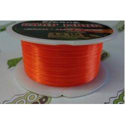 Леска карповая оранжевая Kaida Carp Mono 0.30мм. 1300м.