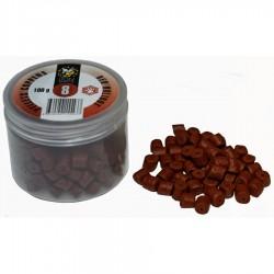 Пеллетс COPPENS RED HALIBUT (просверленный) 8мм - 100 гр