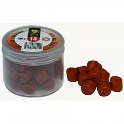 Пеллетс COPPENS RED HALIBUT (просверленный) 14мм - 100 гр