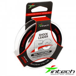 Флюорокарбон Intech FC Shock Leader 25m #0,298mm/5,3kg/12lb