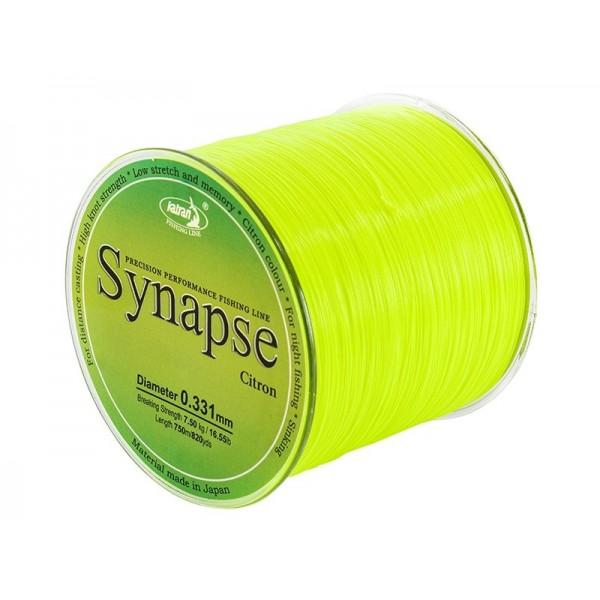 Леска /KATRAN/ SYNAPSE CITRON (1000м) 0,286мм кг