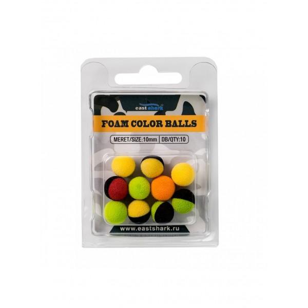 Насадка для ZIG-RIG FOAM COLOR BALLS 10 мм