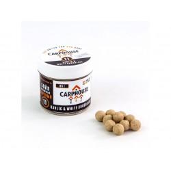 Бойлы варенные Garlic&White chocolate Чеснок - Белый Шоколад 11 мм