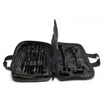 Комплект снэг-баров со стойками NAUTILUS Blacktron Snagbar Mini Set 2 rods 18-20 см