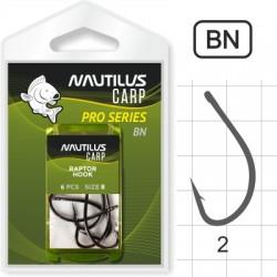 Крючок Nautilus Pro Series Raptor Hook BN #2