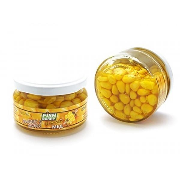 Кукуруза насадочная FISHBERRY мед 120ml