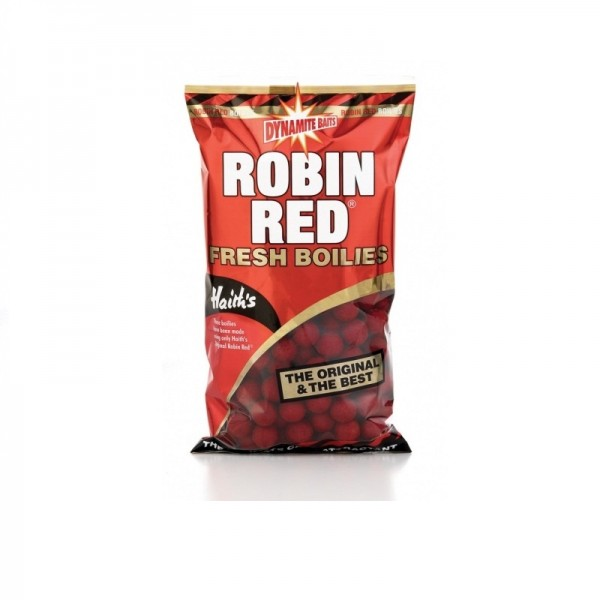 Бойлы Dynamite Baits 15 мм. Robin Red 1 kg