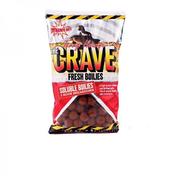 Crave Soluble 18мм 1кг растворимые бойлы