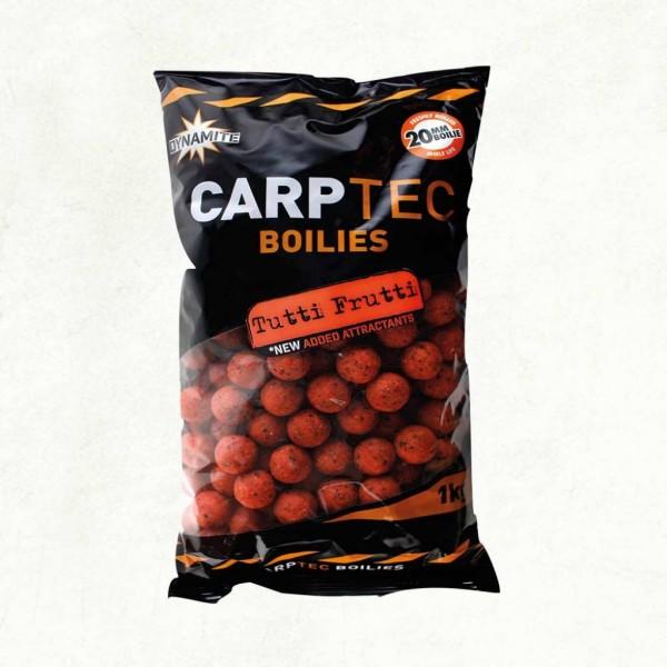 Бойлы Dynamite Baits 20 мм.Tutti Frutti CarpTec 1 кг.