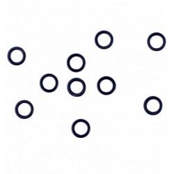 Кольца крючковые 3,1 мм. 10шт./уп.