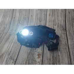 Очень мощный налобный светодиодный фонарь