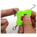 Инструмент для изготовления монтажей NEEDLE 4 IN 1 Зелёный или оранжевый
