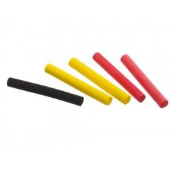 Пена плавающая разноцветная 50*6 мм