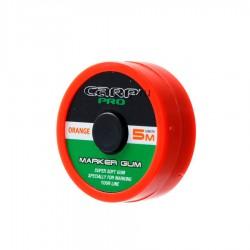 Маркерный эластик Marker Gum 5m Fluro Orange 5м