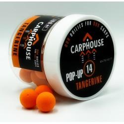 """Бойлы Pop-Up 14мм. """"Tangerine"""" (Мандарин)"""