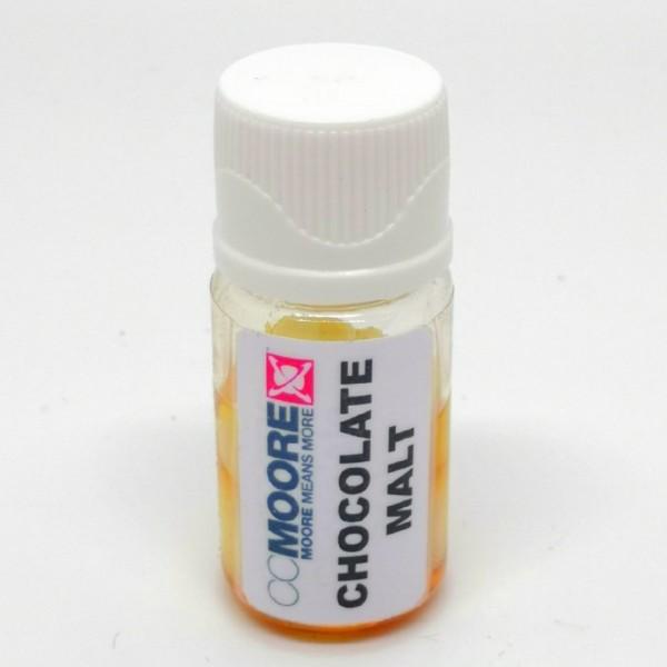 Плавающая силиконовая кукуруза pop-up в дипе CCMoore Chocolate Malt (солодовый шоколад)