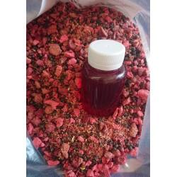 Zig-Rig MIX 2,5 кг красный + жидкая добавка