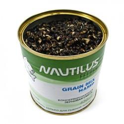 Зерновая смесь Nautilus Grain Mix Hemp 430ml (конопля)